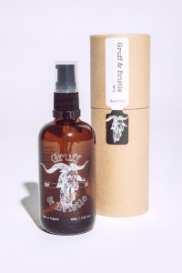 Gruff & Bristle Beard Oil