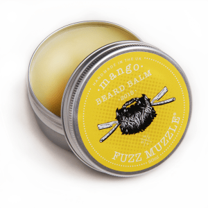 'Mango' Beard Balm from Fuzz Muzzle