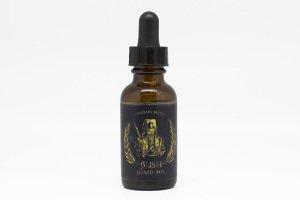 Janissary Blend Beard oil from Bush Beard Care Co