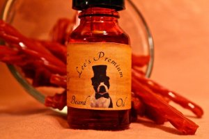 'Cherry Licorice' from Lee's Premium Beard Products