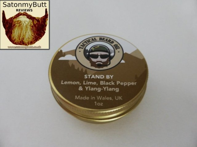 Review: Tactical Beard Care 'Stand By' Beard Balm