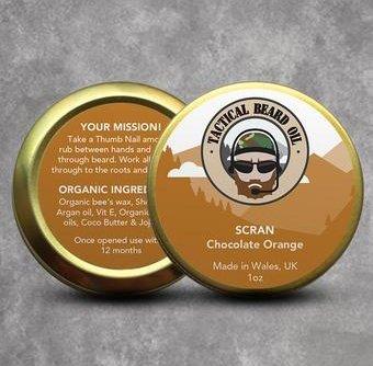 Review: Tactical Beard Care 'Scran' Beard Balm