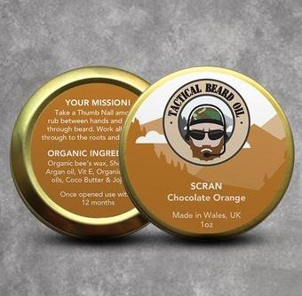 Review: Tactical Beard Care 'Scran' Beard Balm