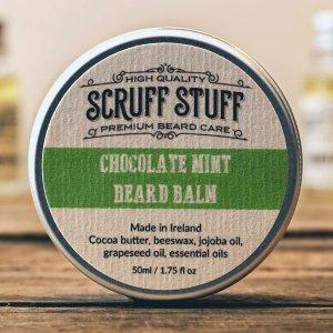 Scruff Stuff 'Chocolate Mint' Beard Balm