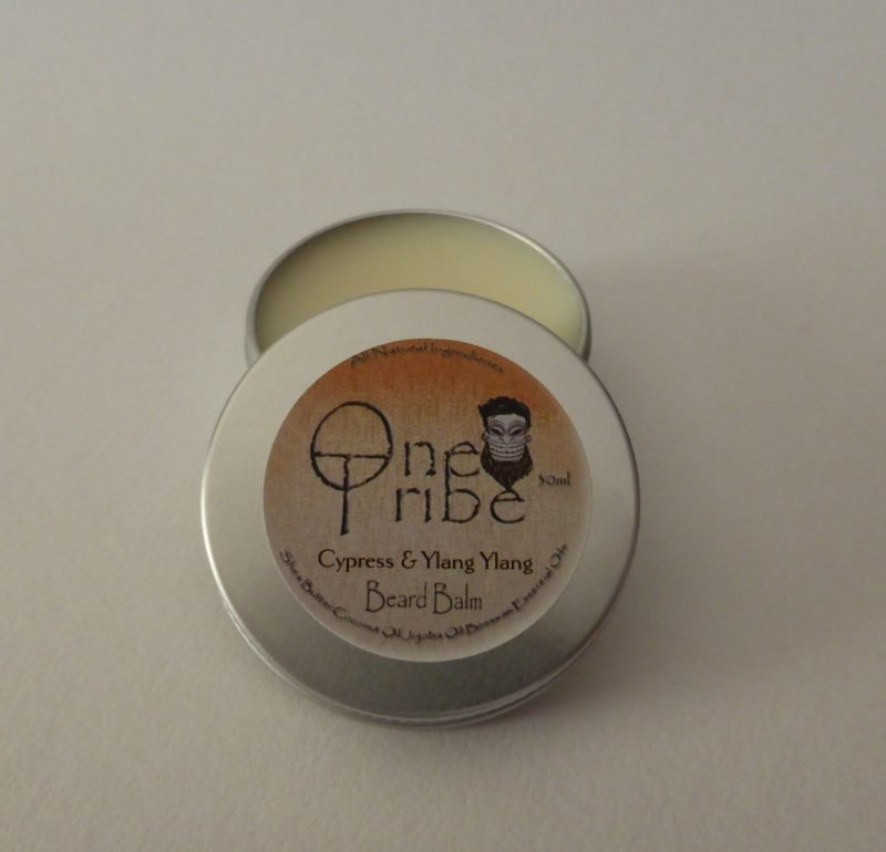 One Tribe 'Cypress and Ylang Ylang' Beard Balm