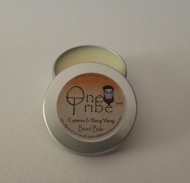 Review: One Tribe 'Cypress and Ylang Ylang' Beard Balm