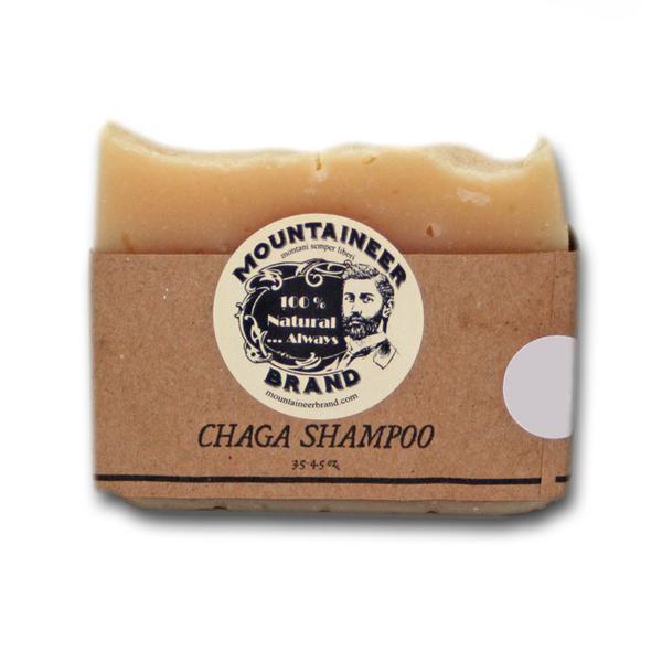 Review: Mountaineer Brand 'Chaga Shampoo' Bar