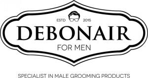 Debonair for Men Logo