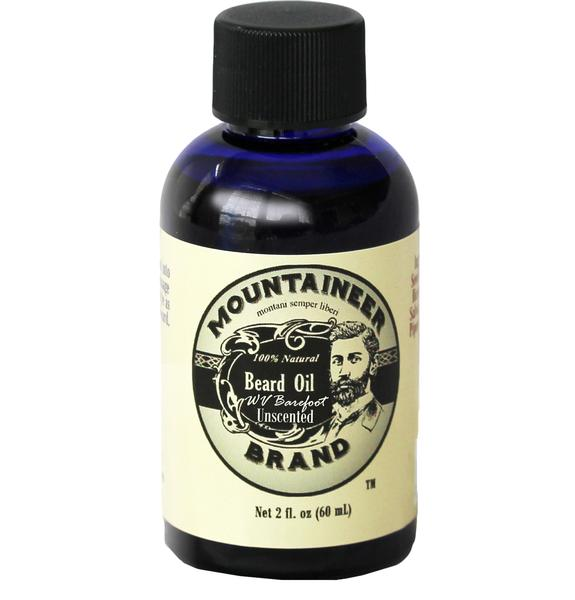 Mountaineer Brand 'Barefoot' Beard Oil