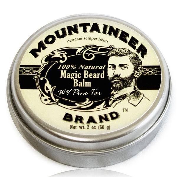 Review: Mountaineer Brand Magic 'Pine Tar' Beard Balm