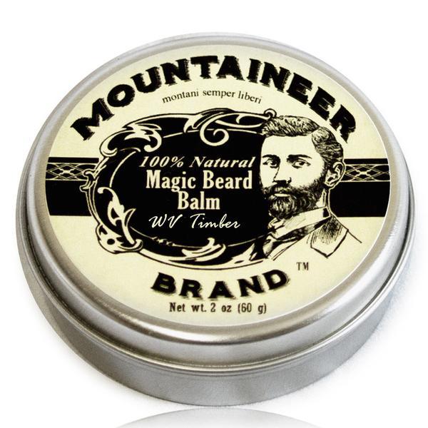 Mountaineer Brand Magic Beard Balm Timber