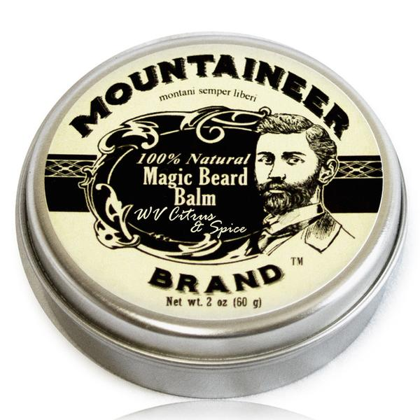 Review: Mountaineer Brand Magic 'WV Citrus & Spice' Beard Balm