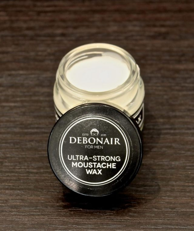 Review: Debonair For Men 'Ultra Strong' Moustache Wax