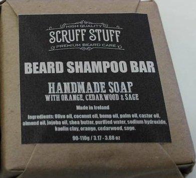 Scruff Stuff Beard Soap