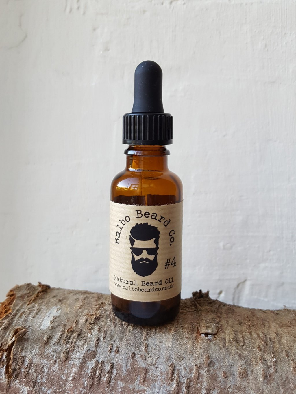 Balbo Beard Co #4 Beard Oil