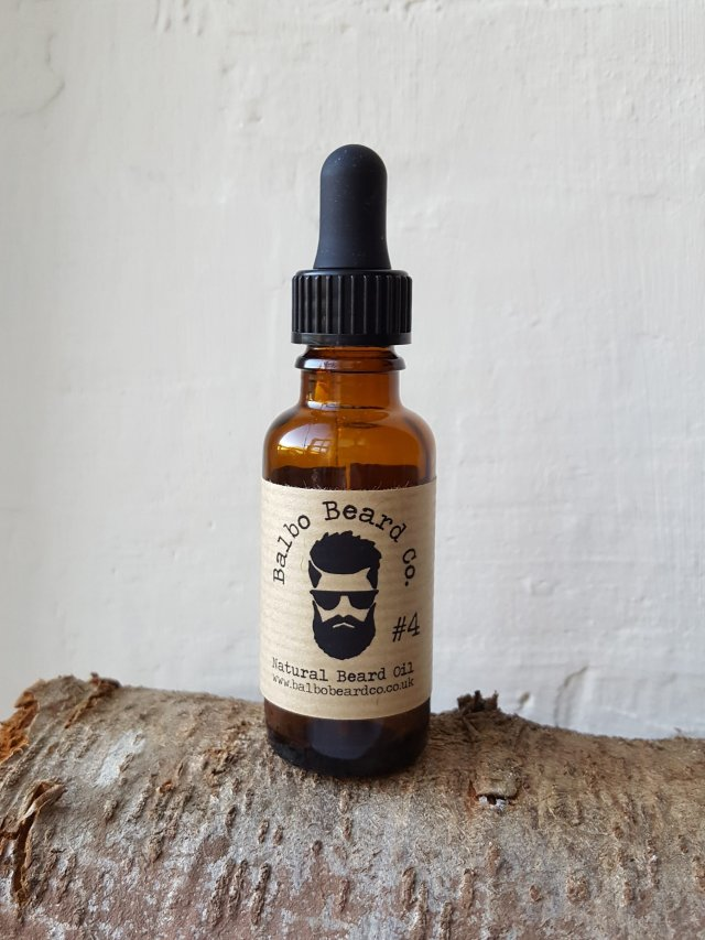 Balbo Beard Co #4 Beard Oil