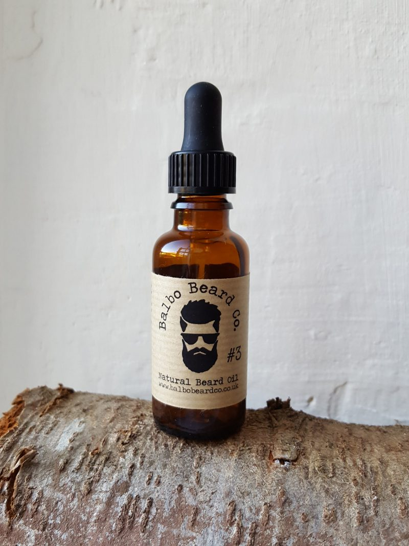 Balbo Beard Co #3 Beard Oil