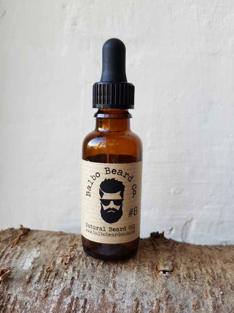 Review of Balbo Beard Co #8 Beard Oil