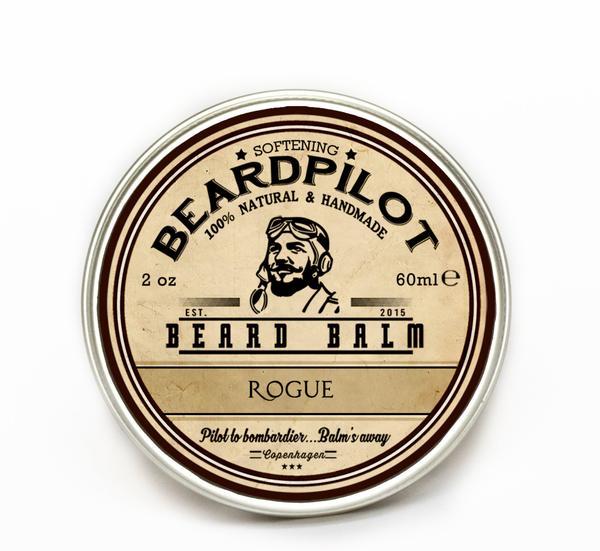 Review of Beardpilot 'Rogue' Beard Balm