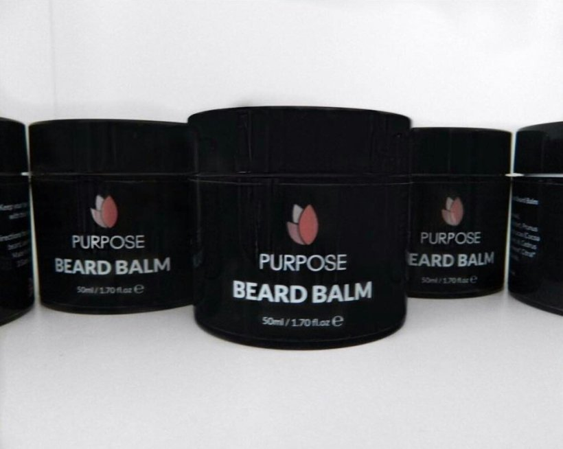 Purpose Beard Balm