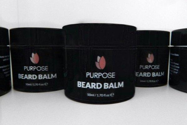 Purpose Beard Balm