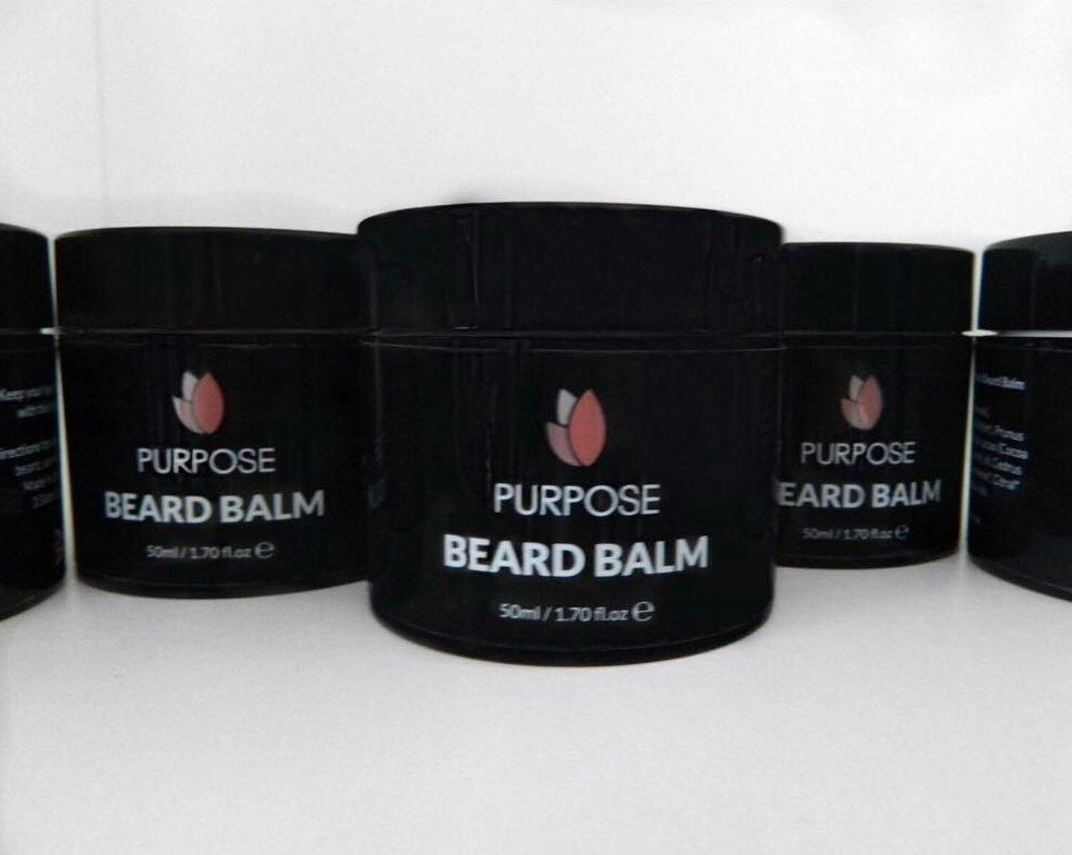 Review: Purpose Beard Balm