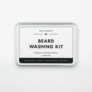 Men's Society 'Beard Washing Kit'