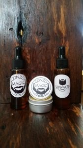Gonzalez beard oil