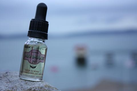 Manmane 'Jardin Du Monde' Beard Oil