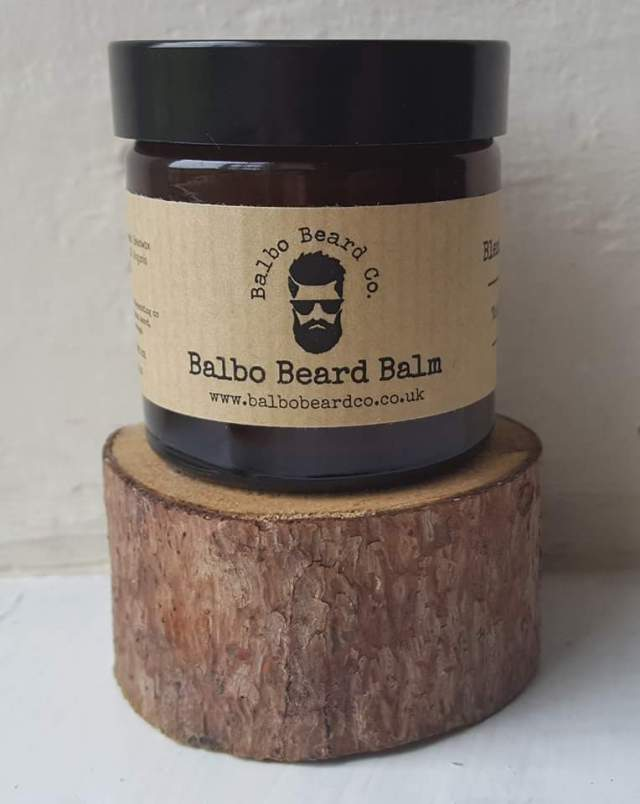 Review: Balbo Beard Co '#5' Beard Balm