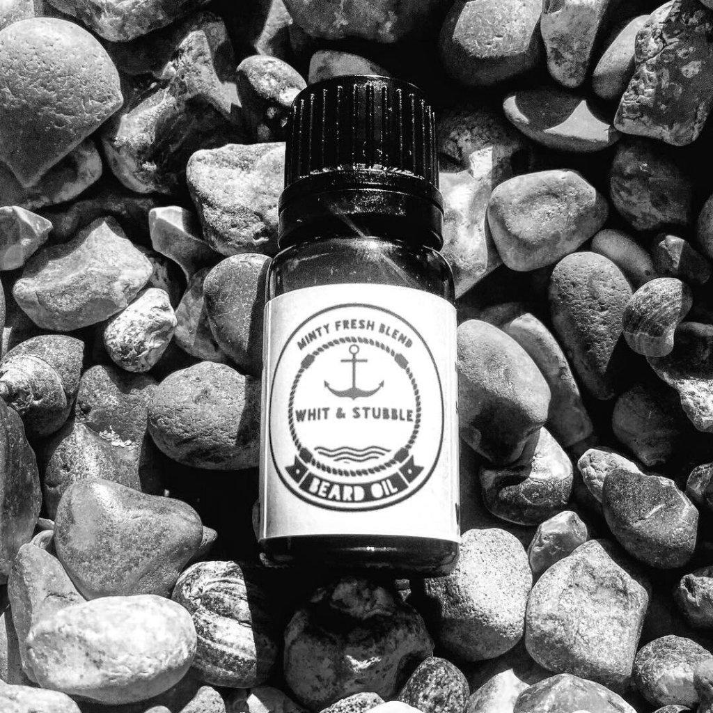 Whit & Stubble 'Minty Fresh Blend' Beard Oil