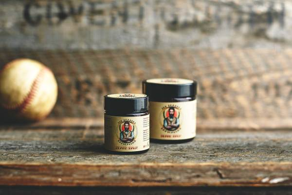The Bearded Rapscallion 'The Racketeer' Beard Balm
