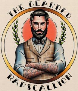 The Bearded Rapscallion logo
