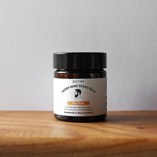 Merry Band Beard Oil 'Bay Rum' Beard Balm