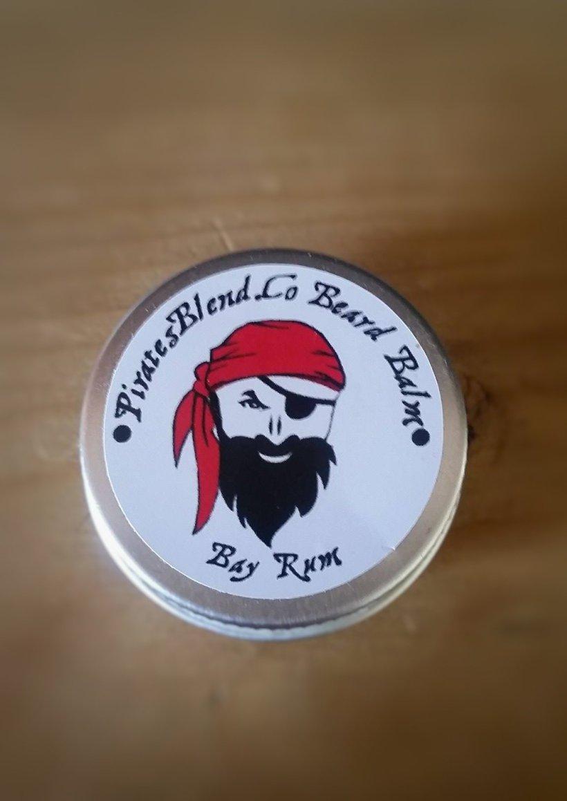 Pirates Blend Co 'Bay Rum' Beard Balm