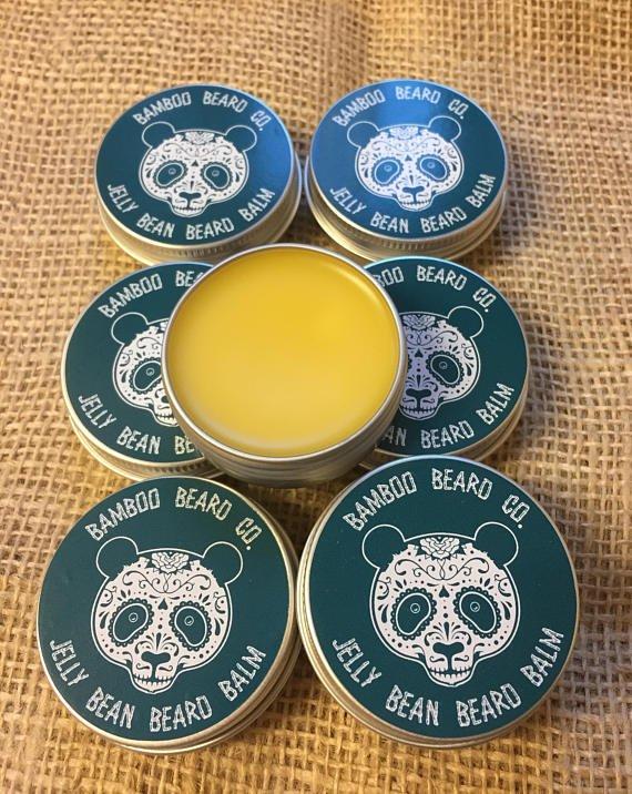 Bamboo Beard Co 'Jelly Bean' Beard Balm