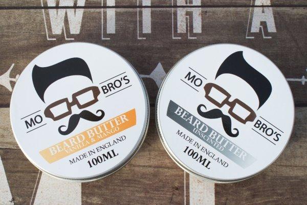 Mo Bro's Grooming Co 'Vanilla & Mango' Beard Butter