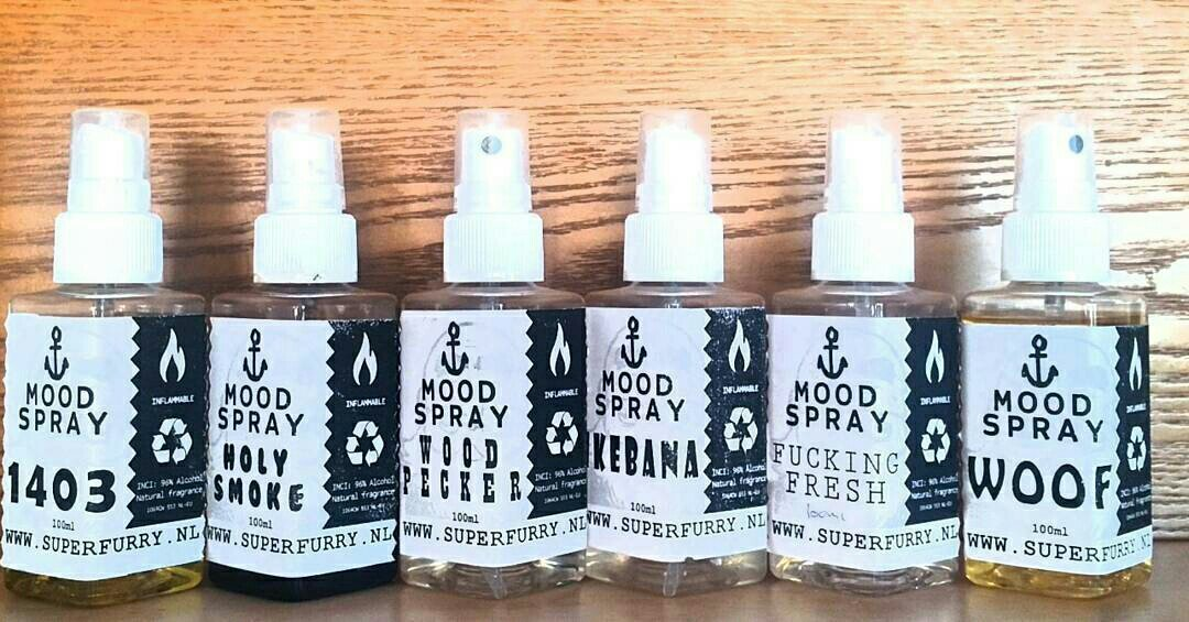 Review: Superfurry 'Cypress Hill' Mood Spray