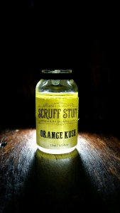 Scruff Stuff 'Orange Kush' Beard Oil