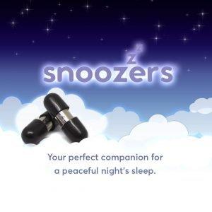 Flare Audio Snoozers ear plugs