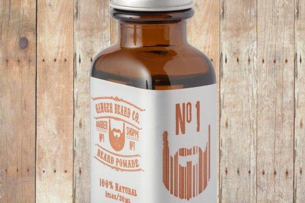 Ginger Beard Co No1 Pomade