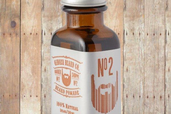 Ginger Beard Co No2 Pomade