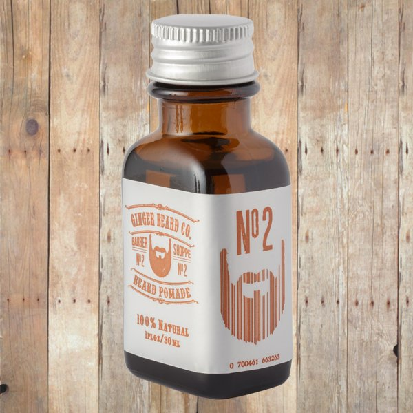 Review: Ginger Beard Co No2 Pomade