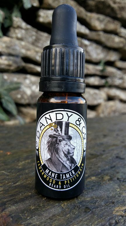 Review Dandy & Co 'Cedarwood & Petitgrain' Beard Oil