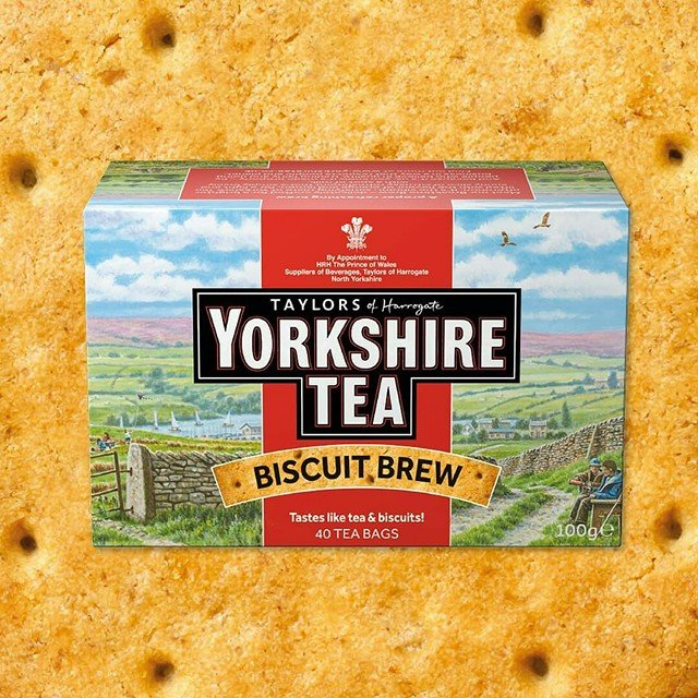 Yorkshire Tea have given me hope!