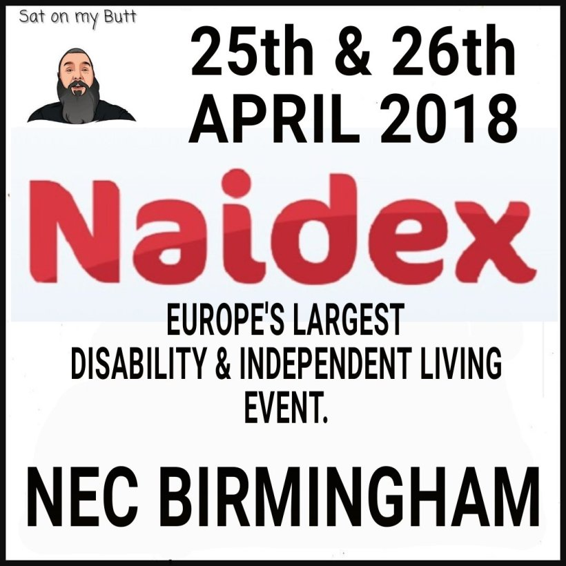 Naidex Europes largest disability & independent living event