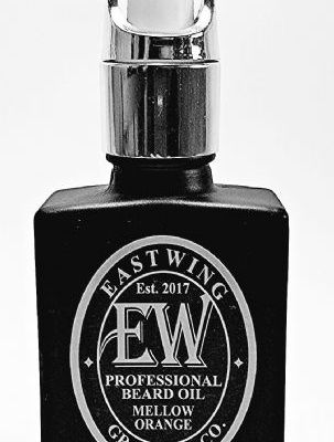 Review of Eastwing Grooming Co Mellow Orange Beard Oil