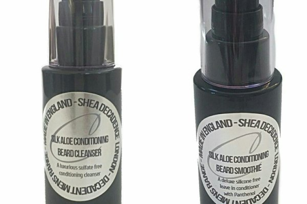 Review of Shea Decadence London Beard Cleanser & Conditioning Smoothie