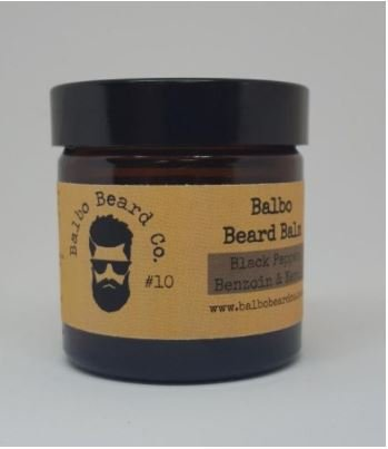Review of Balbo Beard Co #10 Beard Balm