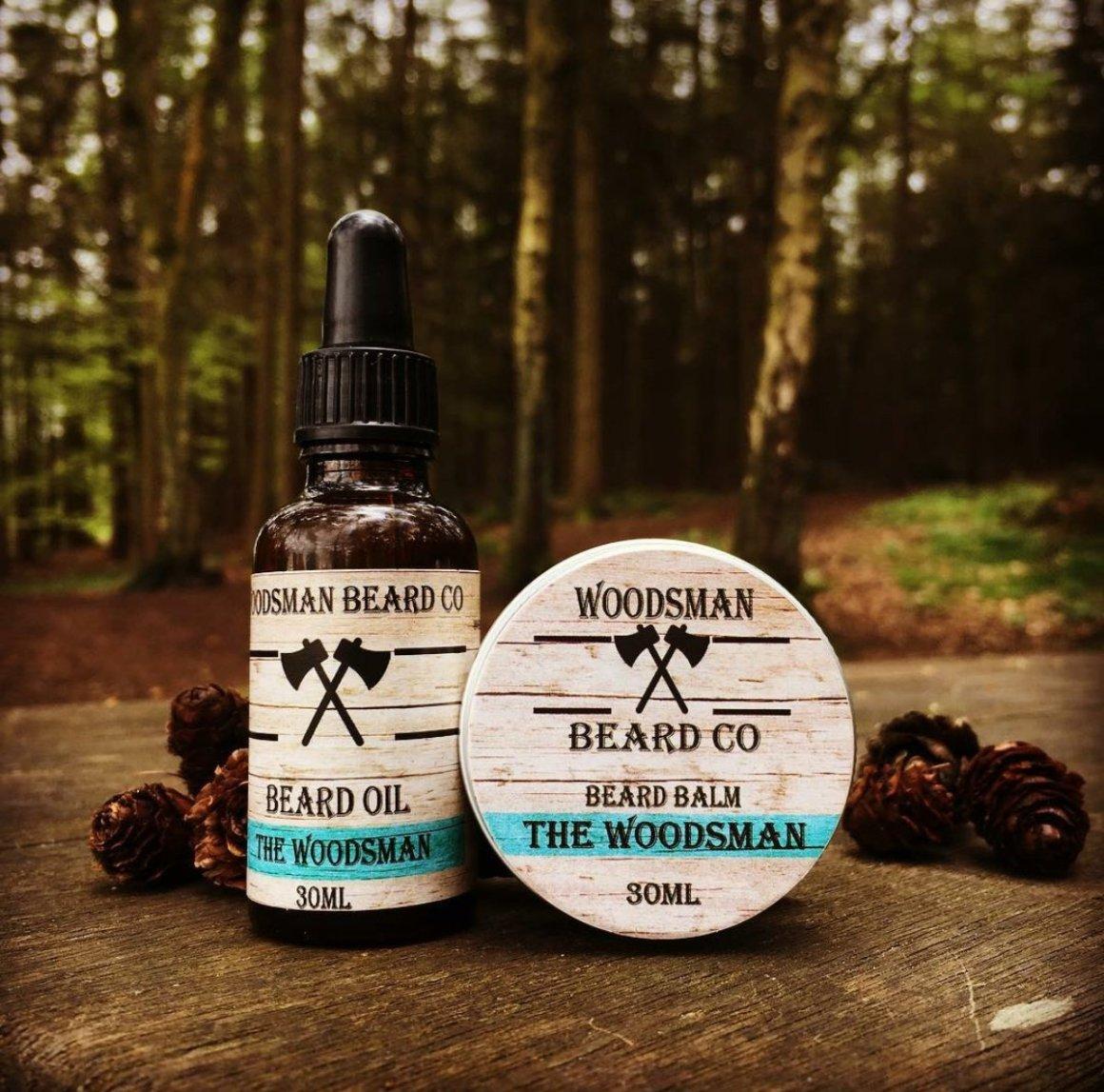 Review of Woodsman Beard Co The Woodsman Beard Oil & Balm